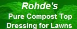 Rhode's Pure compost