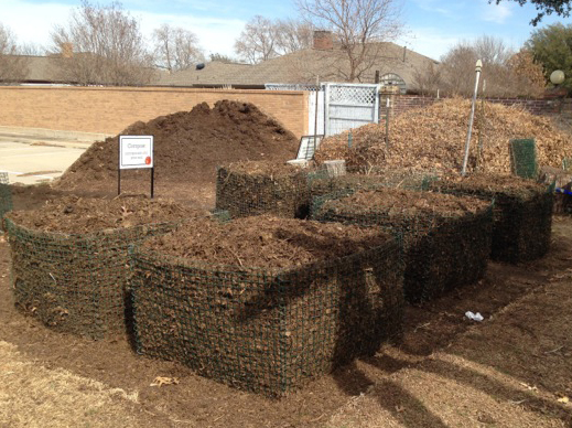 Compost operation