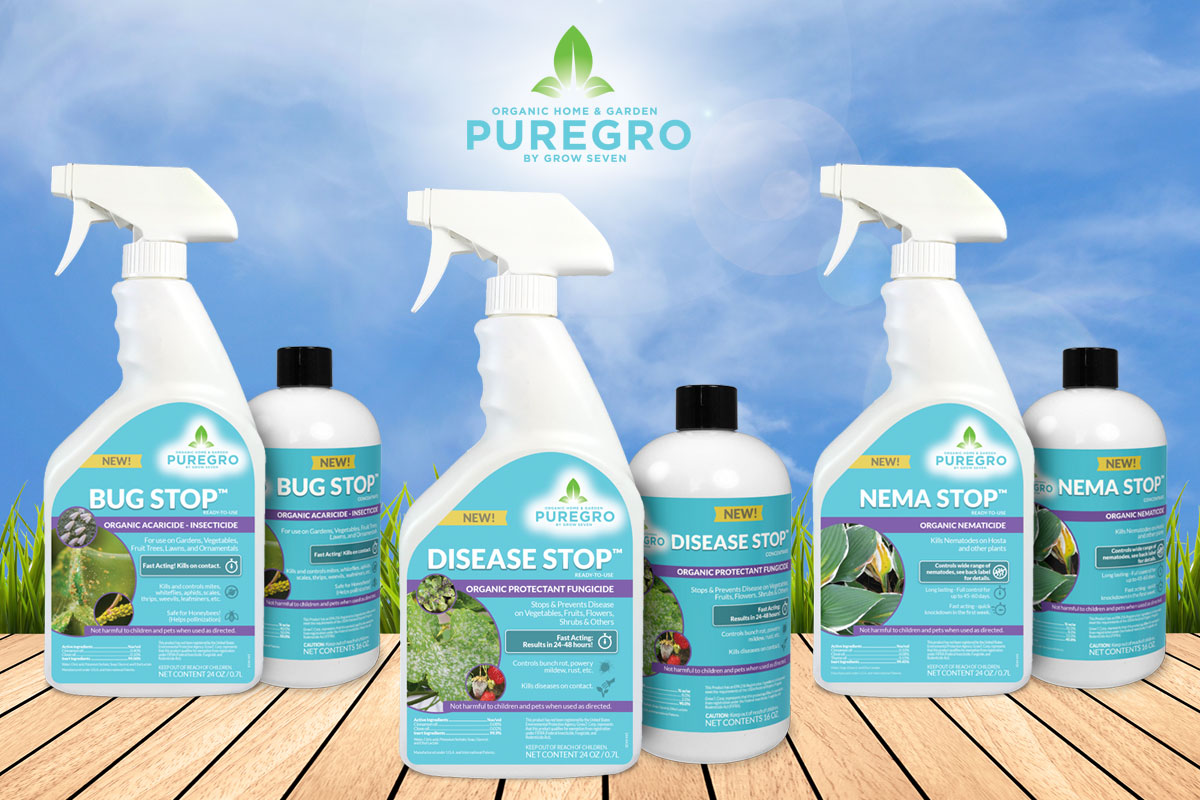 PureGro STOP products